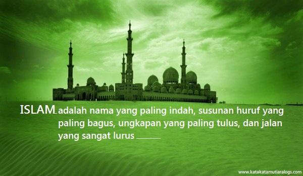 Kata Kata Bijak Islami Tentang Cinta & Kehidupan